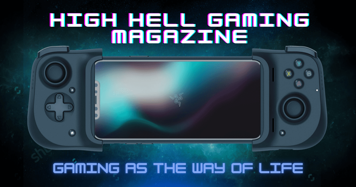 High Hell Gaming Magazine