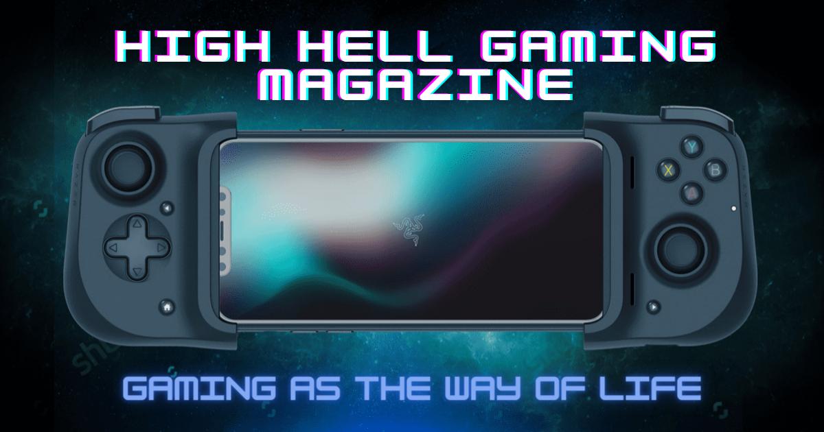 High Hell Gaming Magazine