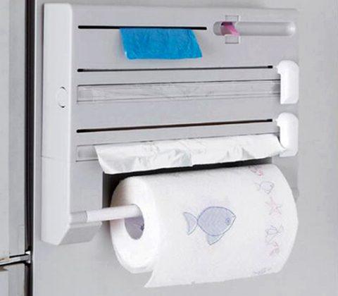 A simple roll dispenser